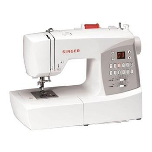 SINGER 40 INGENUITY Supra Enterprises Corp Inspiration Singer Simple Sewing Machine Manual